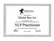NLP Practitioner | מכללת רטר